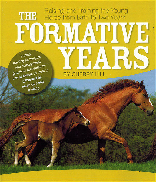 The Formative Years (PB) - BooksOnHorses