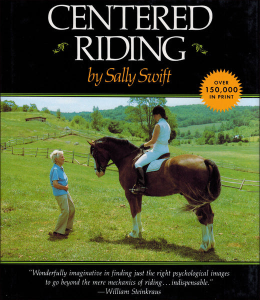 Center Riding Combo - BooksOnHorses