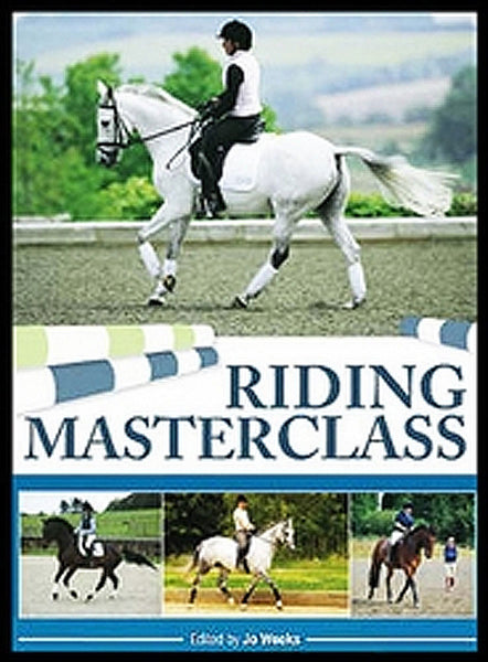 Riding Masterclass - BooksOnHorses