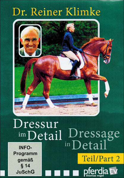 Dressage in Detail Part 2 - BooksOnHorses