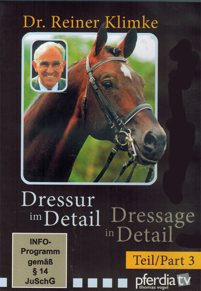 Dressage in Detail Part 3 - BooksOnHorses
