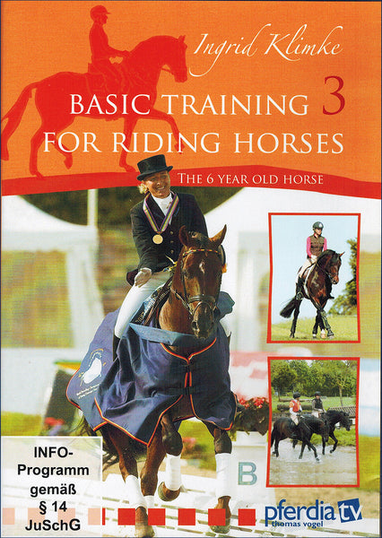 Basic Training/Riding Horses 3 - BooksOnHorses