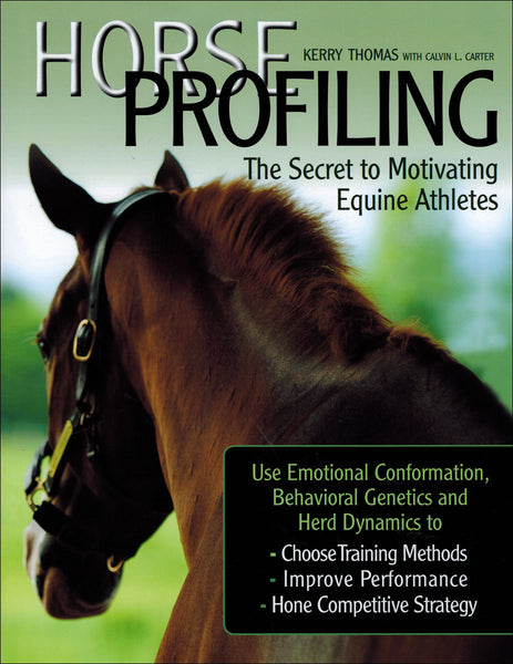 Horse Profiling:  The Secret  to Motivating Equine Athletes - BooksOnHorses