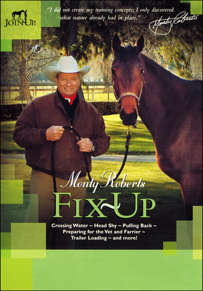 Monty Roberts Fix-Up - BooksOnHorses