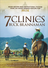 7 Clinics with Buck Brannaman:  Vols 5-6-7 Problems Solved
