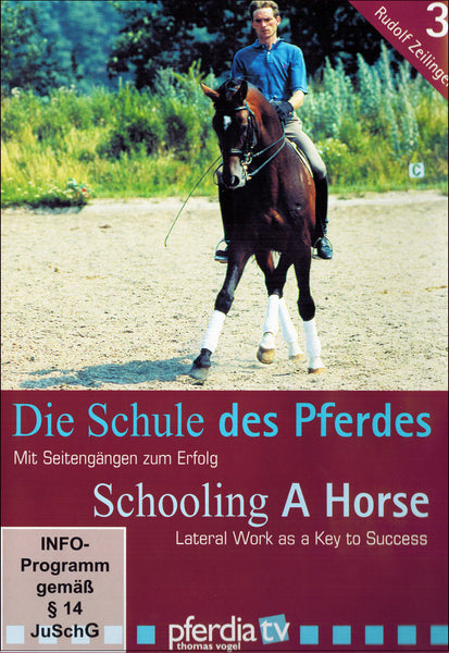 Schooling A Horse Part 3:  Lateral Work