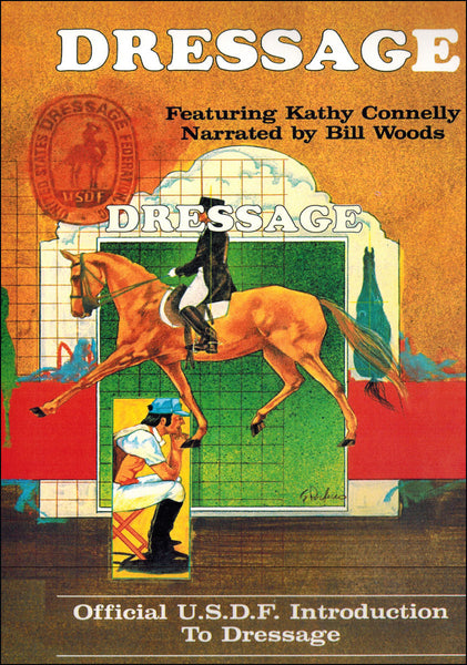 Official USDF Intro To Dressage DVD