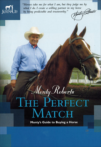 Perfect Match DVD - BooksOnHorses