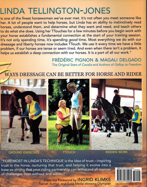 Dressage with Mind Body & Soul - BooksOnHorses