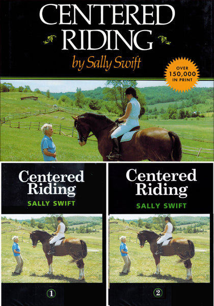 Center Riding Combo - Book - BooksOnHorses  - 1