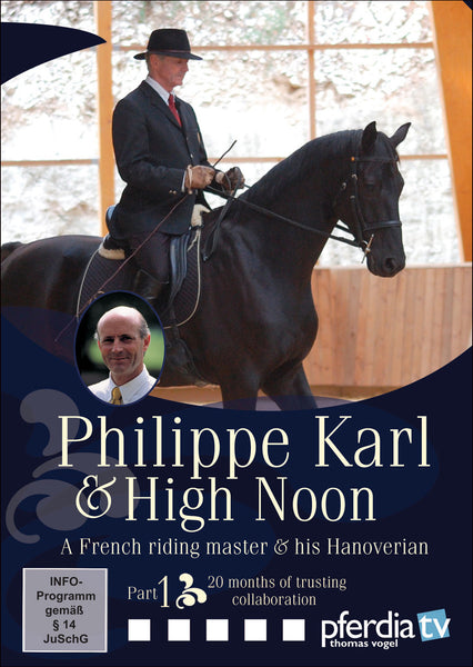 Philippe Karl & High Noon Part 1 - BooksOnHorses
