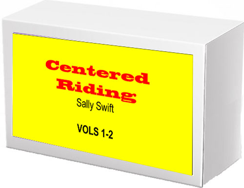 Centered Riding Combo 1 & 2 - BooksOnHorses