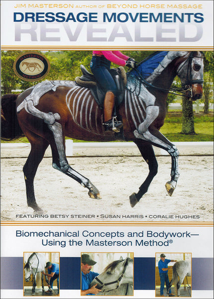 Dressage Movements Revealed - BooksOnHorses