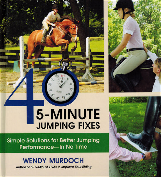 40 Five-Minute Jumping Fixes
