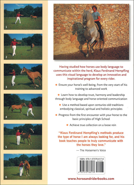 Dancing With Horses; Communication by Body Language PB - BooksOnHorses