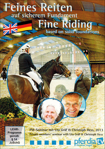 Fine Riding Based On Solid Foundations : Private Member's - BooksOnHorses - 1