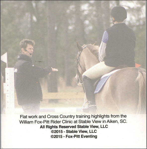 A Clinic with William Fox-Pitt - BooksOnHorses