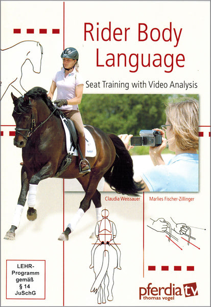 Rider Body Language - BooksOnHorses