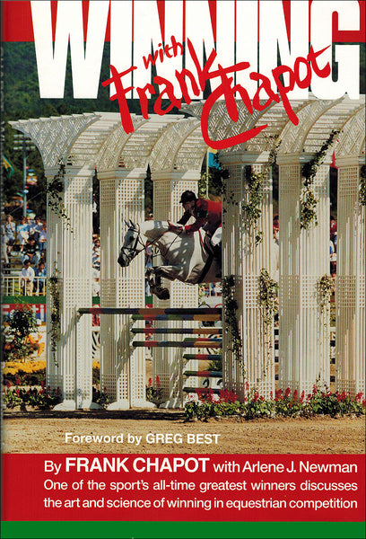Winning With Frank Chapot - BooksOnHorses
