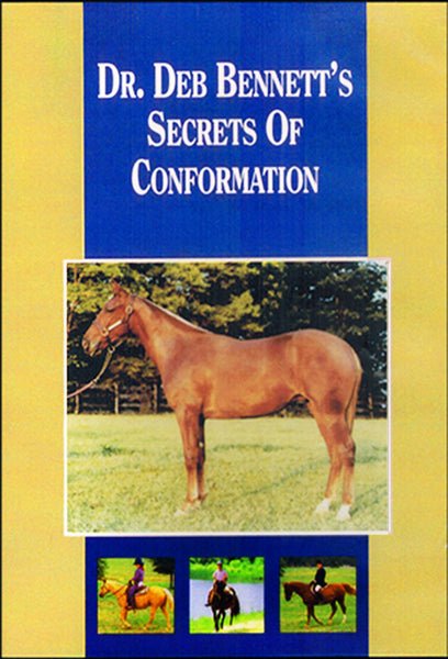 Dr. Deb Bennett's Secrets of Conformation - BooksOnHorses
