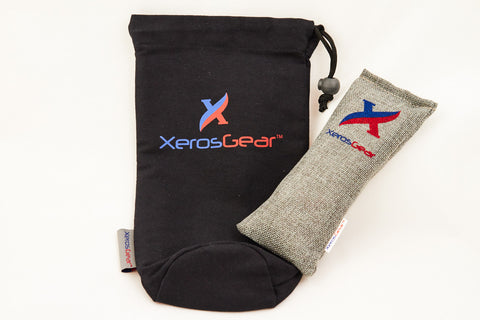 Shin Guard Deodorizing Bag and Insert (Style #SG1022)