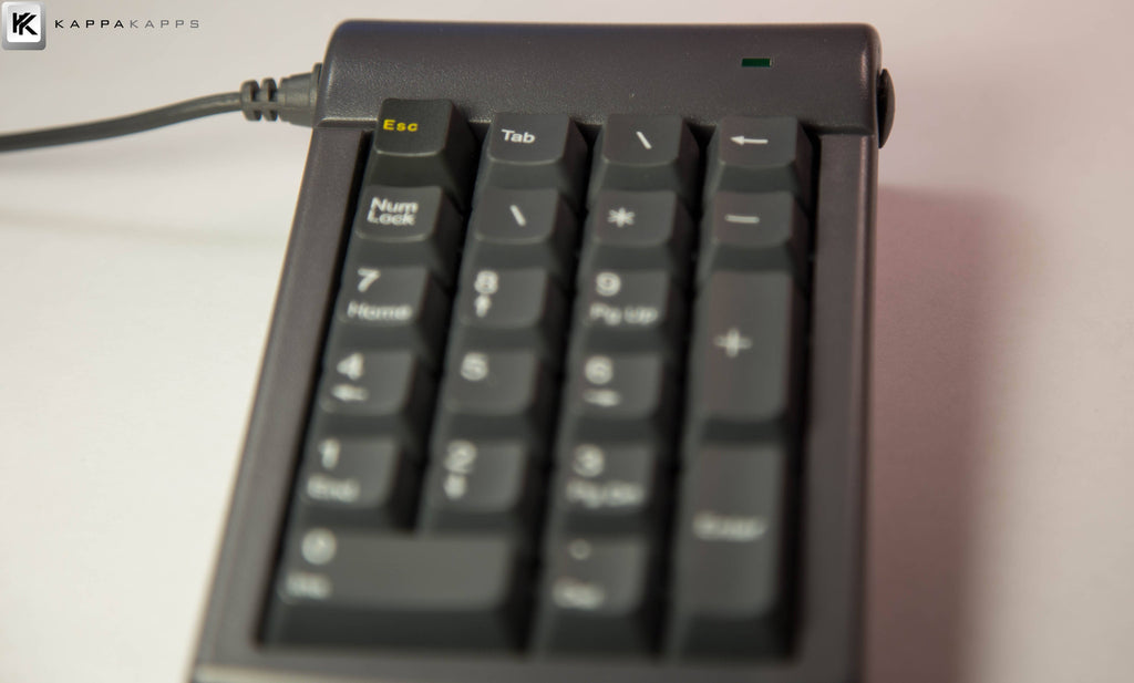 Authentic Double-Shot Cherry Esc Key