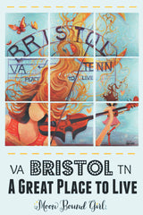 Bristol - A great place to live - poster