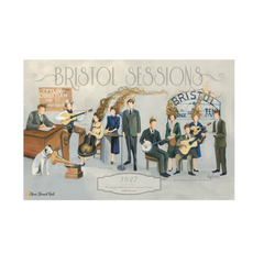 Bristol Sessions - poster