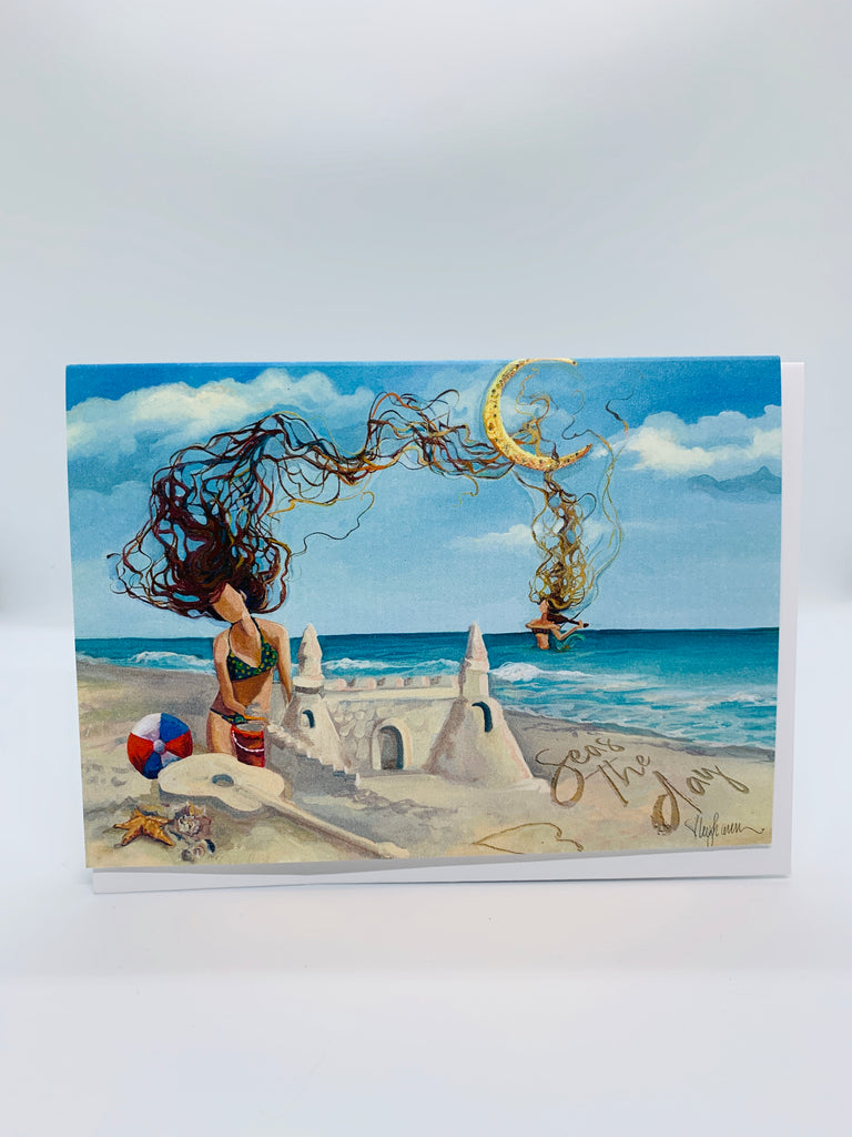 Beach - Note Card