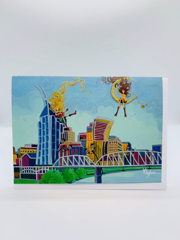 Music City (Nashville) - Note Card