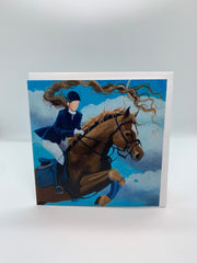 Equestrian - Note Card