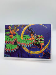 China - Note Card