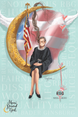 RBG The Dissenter - poster