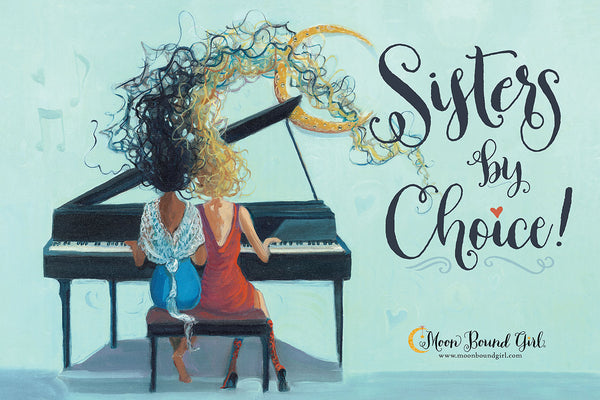 SISTERS BY CHOICE - POSTER