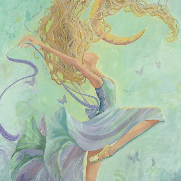 Watercolor Dancer - Print