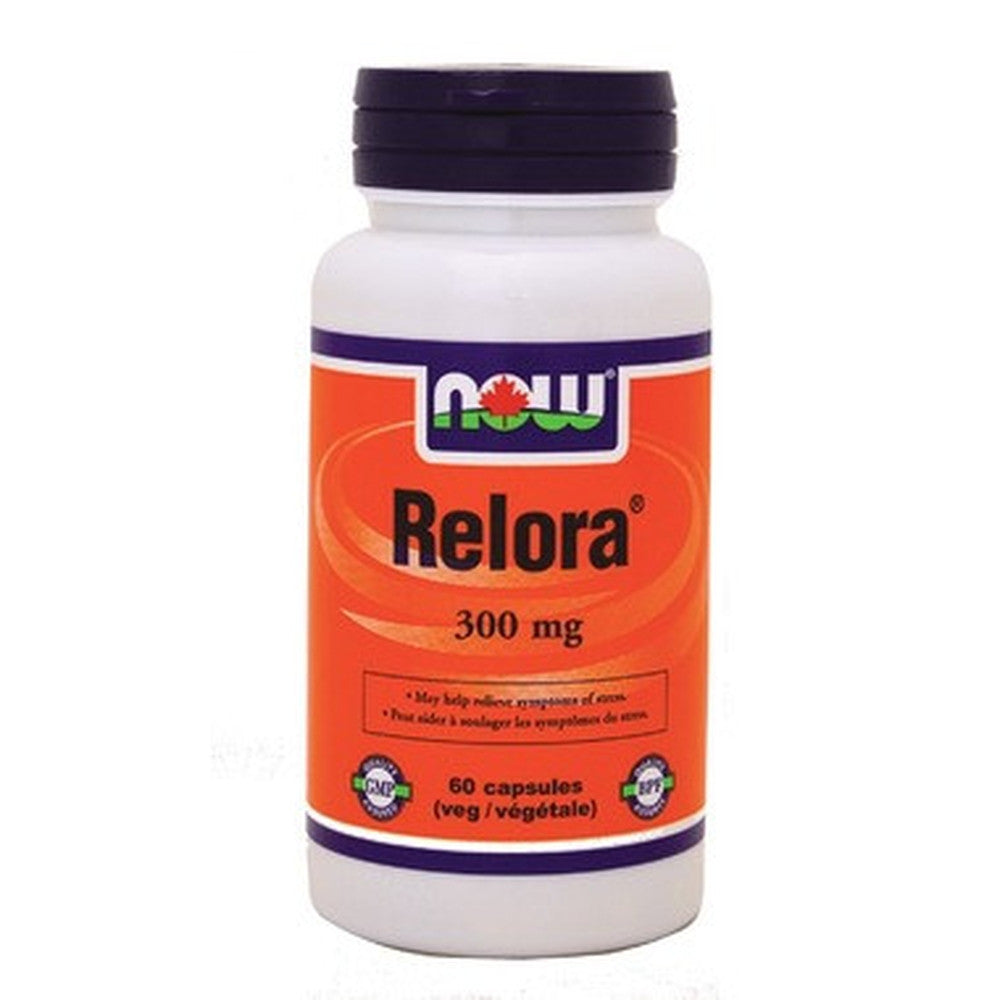 Now Foods, Relora 300MG 60 Caps