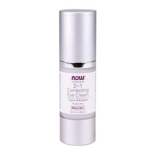 NOW 2 in 1 Correcting Eye Cream, 1Oz