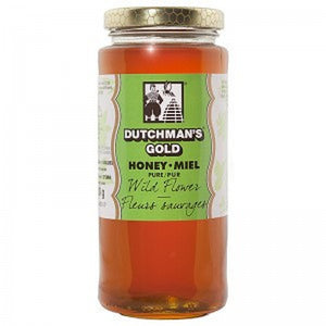 Dutchman's Gold Wild Flower Honey 500G