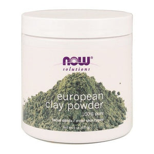 NOW's Solutions European Clay Powder 170G