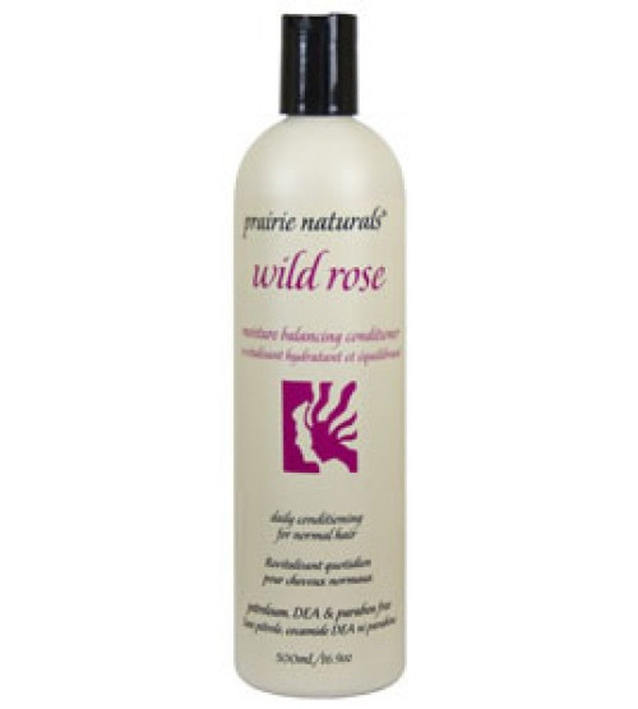 Prairie Naturals Wild Rose Conditionar 500ML