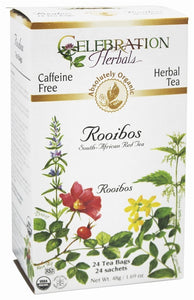 Celebration Herbals Rooibos 24 Tea Bag