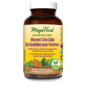 MegaFood Women's One Daily 60 Tab