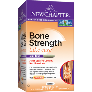 New Chapter Bone Strength 144 Tabs