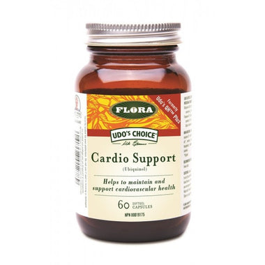 Flora Udo's Cardio Support 60 Softgels