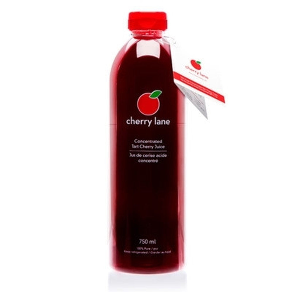 Cherry Lane 100% Pure Concentrated Tart Cherry Juice 750ML