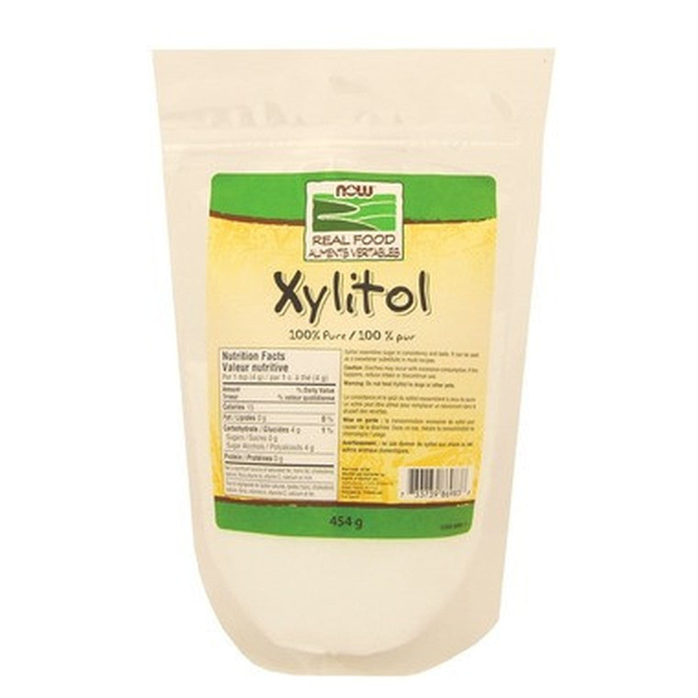 NOW Real Food Xylitol 100% Pure 1 kg