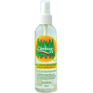 Citrobug Natural Insect Repellant 125ML