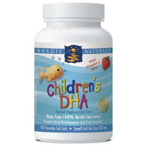 Nordic Naturals Children's DHA 90 Chewable Softgels