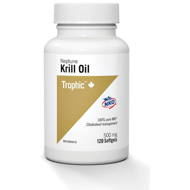 TROPH Krill Oil 500 mg 120 cap
