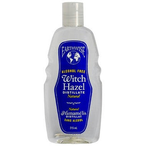 Earthwise Natural Witch Hazel Distillat 215ML